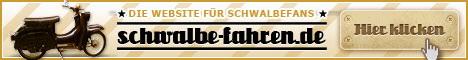 Schwalbenpaula und ihre Schwalbe aus Berlin